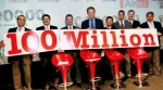AIRTEL CROSSES 100 MILLION SUBSCRIBER BASE MARK