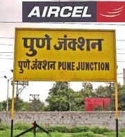 aircel maharashtra roll out gsm service in pune