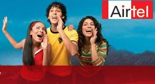 airtel Jackpot Recharge