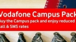 VODAFONE LAUNCHES NEW CAMPUS PACK FOR KERALA