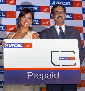 Aircel (Mumbai) Launches COMBO RECHARGE