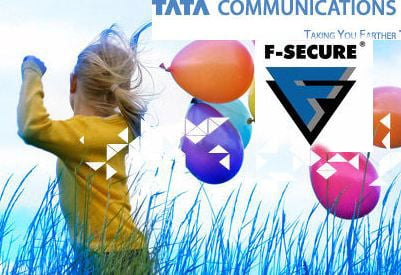 F-SECURE TATA COMMUNICATION UNLIMITED ONLINE BACKUP