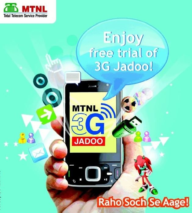 MTNL's Diwali Dhamaka; FREE 3G Mobile Service with Unlimited FREE Video Calls