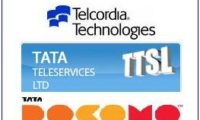 "TELCORDIA TO PROVIDE ""GSM PREPAID BILLING SOLUTION"" TO TATA DOCOMO"