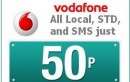 Vodafone offers STD, local calls at 50 paisa per minute