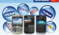 AIRCEL INTRODUCES BLACKBERRY SERVICE -UNLIMITED LOCAL, A2A STD CALLS & FREE INCOMING ON ROAMING