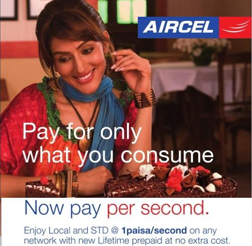 Aircel Introduces 'Hungama-Offer' In Delhi