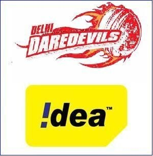 IDEA Cellular will sponsor Delhi Daredevils
