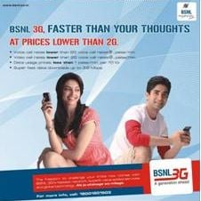 BSNL New 3G Prepaid Plan In Details