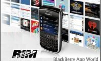 BlackBerry App Store Launches In India