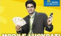 Tata Indicom announces 'Mobile Luckpati Contest in Kolkata