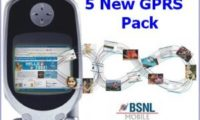BSNL Introduces 5 New GPRS Pack