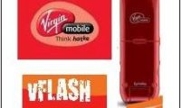 Virgin Mobile Launches vFLASH Pan India Mobile Broadband Service
