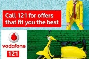 Vodafone 121 Offers At A Glance For Prepaid GSM Subscribers