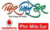 "Vodafone Launches ""Fir Mile Sur"" Exclusive Caller Tunes"