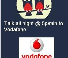 Vodafone Essar Introduces Night Calling Pack