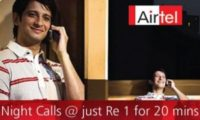 Airtel Night Calling Packs in Detail (All Circles)