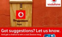 Get Free Zoozoo Mugs with Vodafone India's Online Survey