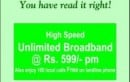MTNL Delhi Launches Two New Unlimited Broadband Combo Plans