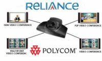 Reliance Communications Partners With Polycom Introduces Wireless Video Conferencing Service