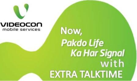 "Videocon Launches ""Extra Talktime"" Vouchers For TamilNadu And Mumbai Circle"
