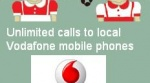 Vodafone India offer Unlimited Calling on Two Numbers at Rs.49