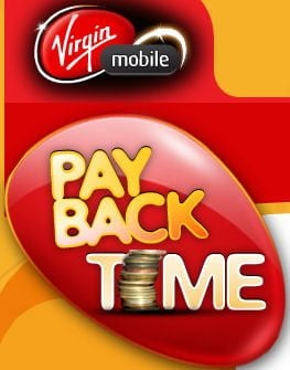 Picture This  Virgin Mobile's Pay Back Time