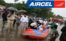 Aircel Happy To Help You Sail When Rains Strike Hard