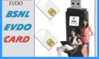BSNL Launches EVDO Enabled RUIM Card with All India Roaming