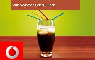 Exclusive Vodafone Launches New Campus Pack with Free GPRS in Mumbai