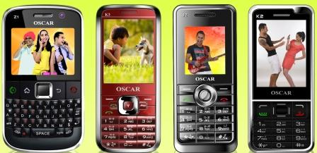 Oscar Mobile Phone Now In India