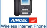 Aircel Launches Wireless Internet Phone at Rs.3299