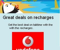 "Vodafone Launches 2 New ""Double Bonanza"" Recharges for Mumbai"