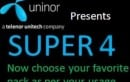 "Uninor Launches ""SUPER 4″ Offers In Andhra Pradesh"