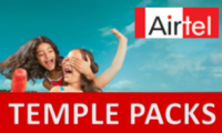 "Bharti Airtel Launches New ""Temple Packs"""
