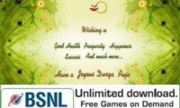 BSNL Celebrates Durga Puja With New Festive Broadband Offer