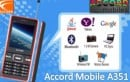 Accord Ropes In A351 Mobile In A Crowded Handset Market