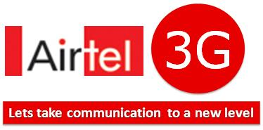 Airtel 3G Network Goes Live Over Places