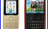 Nokia Introduces Low Cost 3G Phone C2-01 and Nokia X2-01