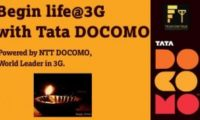 Tata Docomo 3G Services Now In Ahmedabad and Baroda