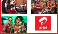 Airtel Introduces Tees Maar Khan Exclusive VAS Content For Its Subscribers