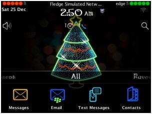 This Christmas BlackBerry Brings You Apps Full Of Joy And Festivity