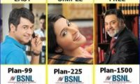 BSNL Renovate Its 2G and 3G Postpaid Mobile Service Plans