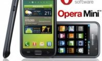 Internet Access is top Priority, Opera Mini Tops at Samsung App Store