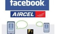 AIRCEL Join Hands with FACEBOOK to Launch Voice Update Service