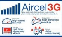 AIRCEL To Launch 3G Services in 40 Days, 4G – BWA By 2012