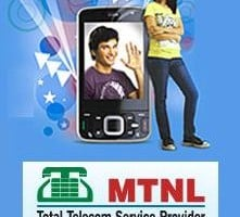 MTNL Intros SMS Based Activation Facility for Daily 3G Data and SMS Packs