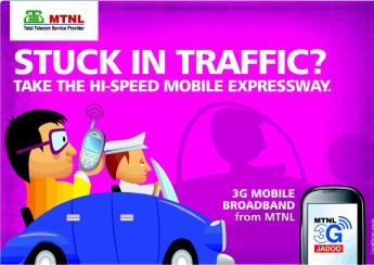MTNL 3G unlimited plan