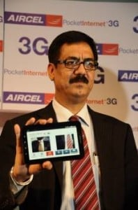 Aircel Launches 3G Services in Sambalpur(Odisha)