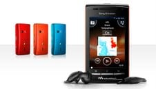 Sony Ericsson Announces Their First Android Walkman Series Phone W8
